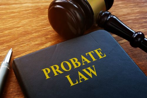 Probate Law book